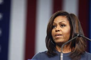 """Trump répond à Michelle Obama: l'Amérique a de """"l'espoir"""""""