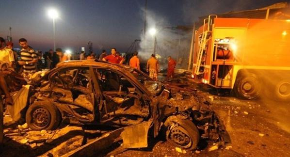 LIBYE : Sept personnes tuées par un kamikaze à Benghazi en Libye