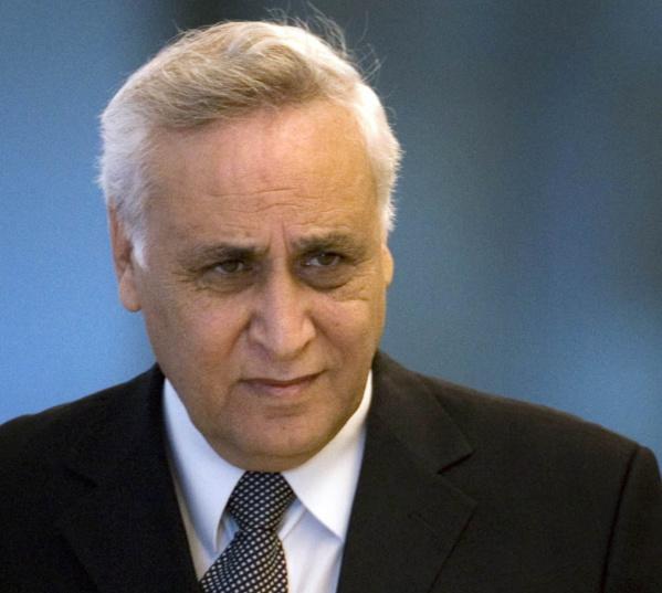 ISRAËL: Libération anticipée pour l'ex-président Katzav emprisonné pour viols