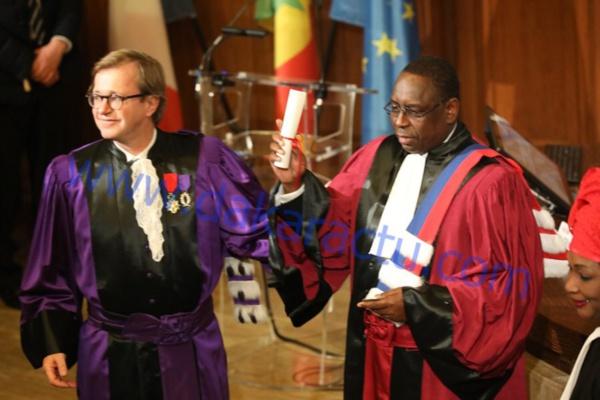 Transformation de l'économie : Macky Sall rappelle l'importance des ressources humaines