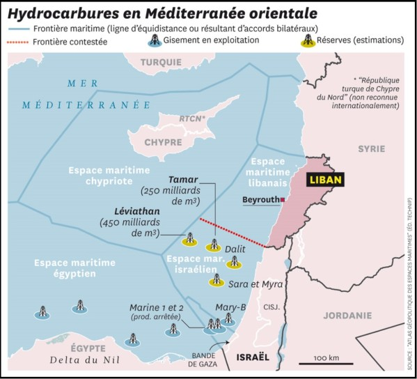 ExxonMobil, Total et Eni retenus pour l'exploration de gaz offshore à Chypre