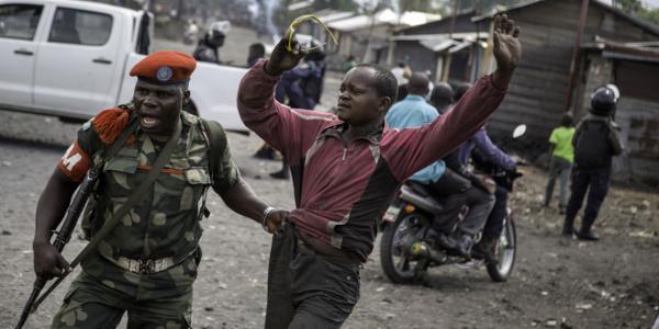 Violences en RD Congo : bouclage et arrestations à Lubumbashi