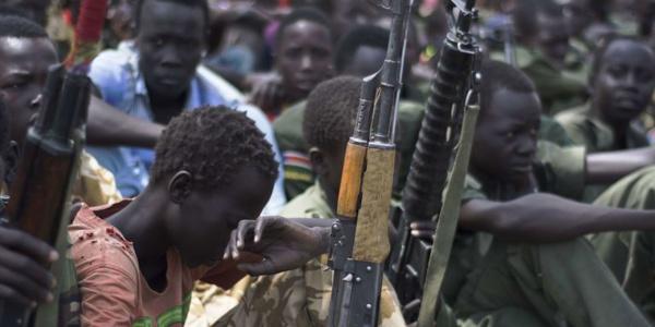 Pas d'embargo sur les armes au Soudan du Sud