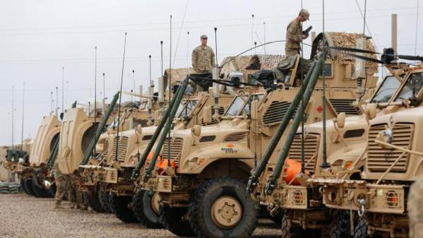 Les militaires américains vont se rapprocher du front à Mossoul
