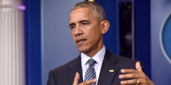 """Obama se dit """"sûr"""" qu'il aurait remporté un troisième mandat"""