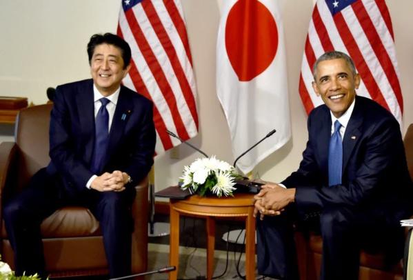 A Pearl Harbor, Shinzo Abe loue le pouvoir de la réconciliation