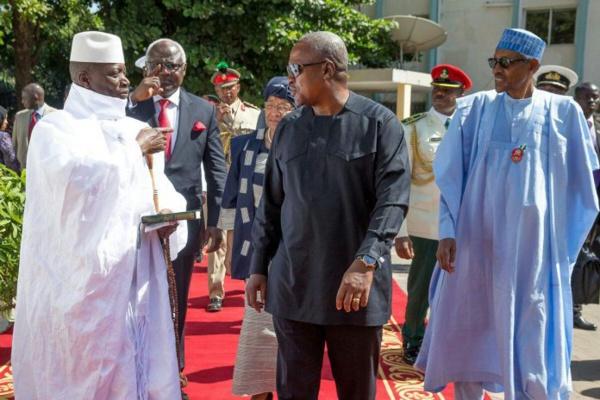 Mankeur Ndiaye: « Pour Jammeh, on négocie une loi d'amnistie dans les couloirs. »