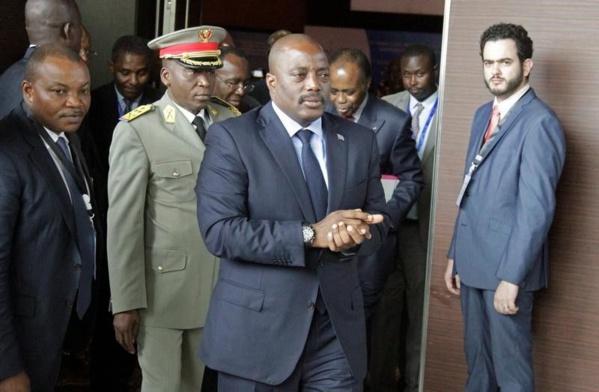 Accord en RDC pour des élections en 2017 et un départ de Kabila