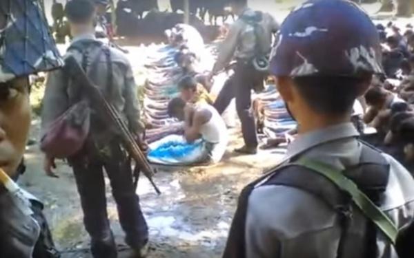 Birmanie: Des policiers arrêtés après des exactions sur des Rohingyas