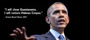 Obama envisage d'ultimes transferts de détenus de Guantanamo