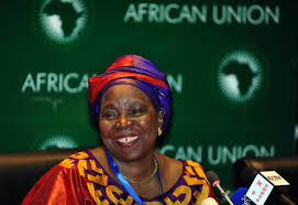 NOUVEL AN : Le message-bilan de la présidente de la Commission de l'Union africaine