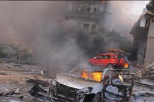 Egypte: huit policiers tués dans une attaque au camion piégé