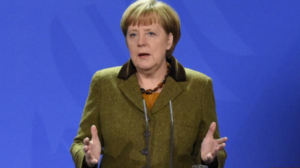 Merkel met en garde Trump contre la tentation du protectionnisme