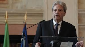 Le chef du gouvernement italien quitte l'hôpital