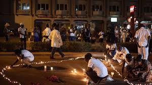Burkina: marche silencieuse un an après l'attentat de Ouagadougou