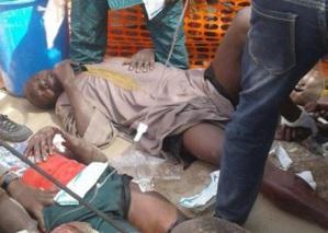 Une des victimes de la bavure (Reuters)