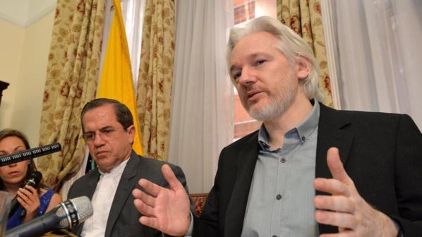 Assange prêt à se rendre aux USA si ses droits sont garantis (WikiLeaks)