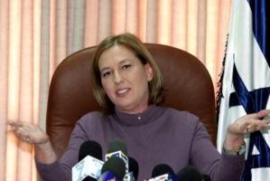 Crimes de guerre à Gaza : Tzipi Livni annule un voyage en Belgique