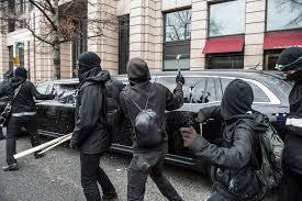 Washington : des incidents provoqués par des manifestants anti-Trump