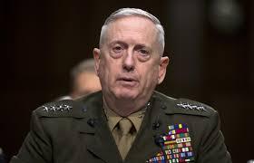 Le Sénat américain confirme le général Mattis comme secrétaire à la Défense
