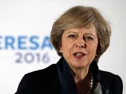 "GB: Trump ""reconnaît l'importance"" de l'Otan, affirme Theresa May"
