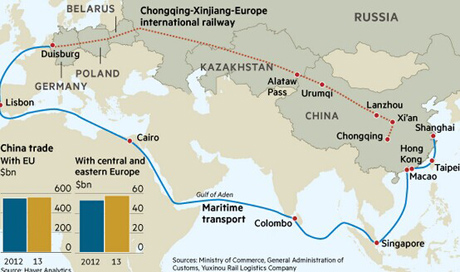L'initiative « Une Ceinture et une Route » contribue à la croissance économique mondiale, selon Michael Spence, prix Nobel d'économie