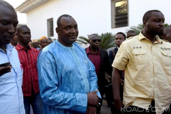 Le Président Barrow de retour dans Banjul « nettoyée », ce jeudi