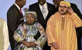 Union africaine : Dlamini-Zuma reçoit le ministre des Affaires étrangères du Maroc