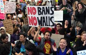 Décret Trump anti-immigration: l'ONU dénonce un manque de générosité