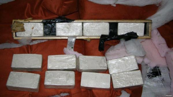Le Kenya extrade vers les USA quatre trafiquants d'héroïne présumés