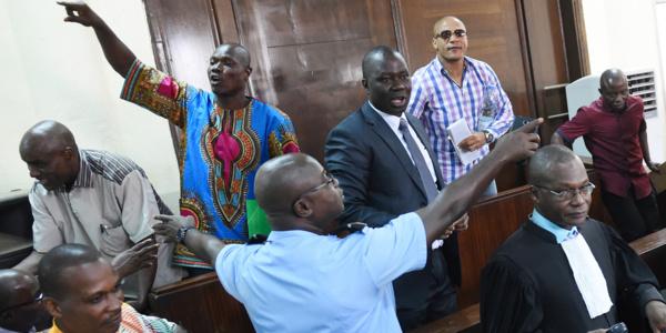 """Côte d'Ivoire: le procès des """"disparus du Novotel"""" reporté sine die"""