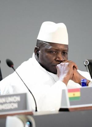 Cedeao: La doctrine Jammeh!