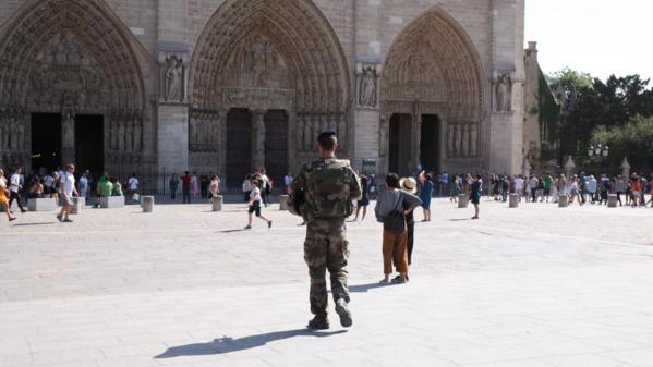 Une attaque terroriste déjouée au Louvre