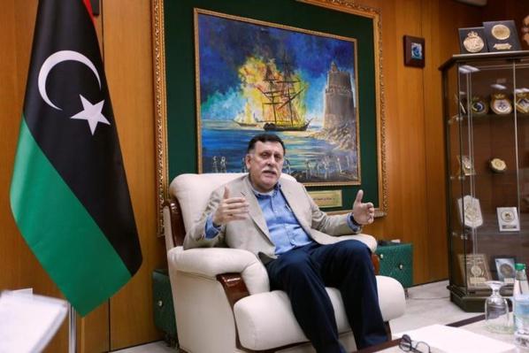 La Russie invite le PM libyen Fayez Seraj à Moscou