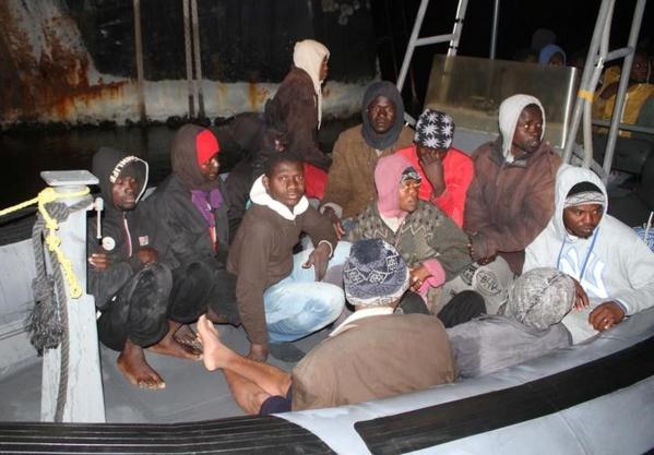 Début d'année particulièrement meurtrier pour les migrants
