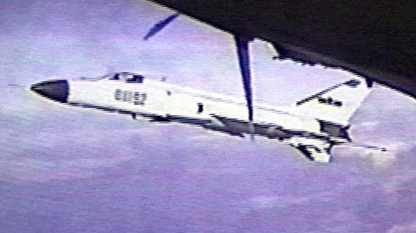 """Mer de Chine: rencontre """"dangereuse"""" entre deux avions chinois et américains"""