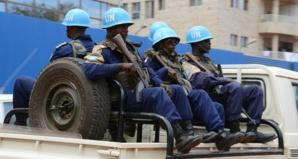 Centrafrique: opération de la force de l'ONU contre des hommes armés