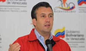 Washington inflige des sanctions financières au vice-président du Venezuela