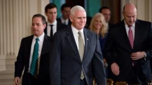 Mike Pence en Europe pour rassurer sur l'engagement américain