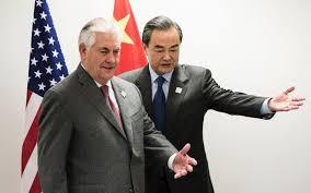 G20 : 1ère rencontre Chine-USA de haut niveau depuis l'élection de Trump