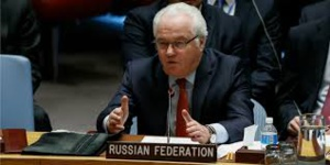 "L'ambassadeur russe à l'ONU Vitali Tchourkine est ""mort soudainement"""