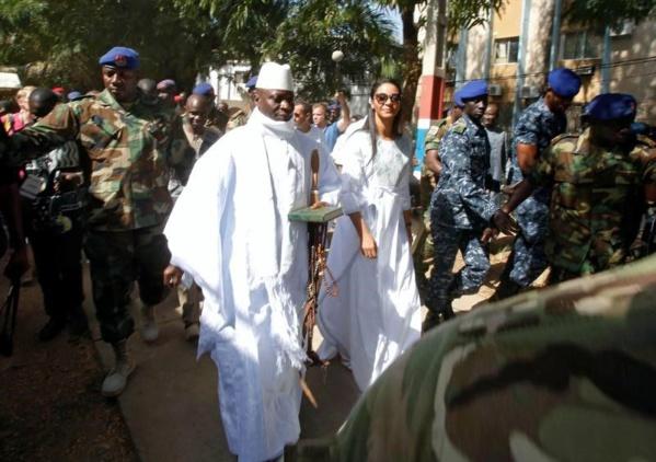 L'ex-chef des renseignements gambiens de Jammeh a été arrêté
