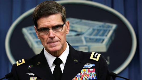 Visite secrète en Syrie du commandant militaire américain au Moyen-Orient
