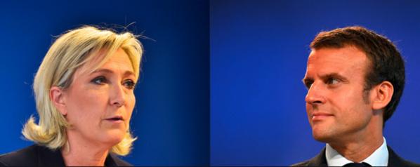 L'écart entre Macron et Le Pen se resserre