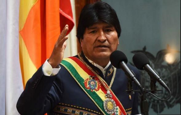 Evo Morales envoyé d'urgence à Cuba pour un examen médical