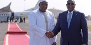 """Dakar et Banjul vers """"un niveau de relations jamais atteint"""""""