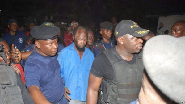 RDC: reddition d'un député gourou après des accrochages à Kinshasa