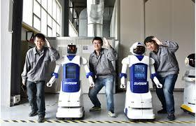 Les chercheurs chinois jugent inadéquate la taxe sur les robots proposée par Bill Gates