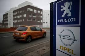 PSA va changer d'échelle en rachetant Opel pour 2,2 milliards d'euros
