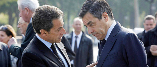 """France: des proches de Sarkozy demandent à Fillon de se choisir """"un successeur"""" (sources concordantes)"""